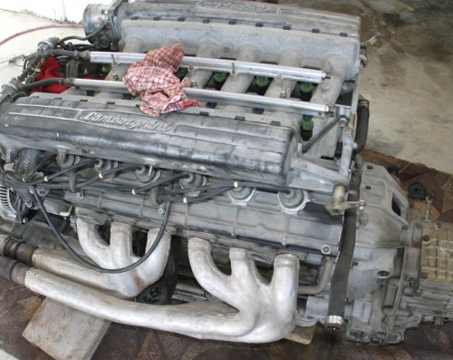 Removing The Engine From A Diablo 2