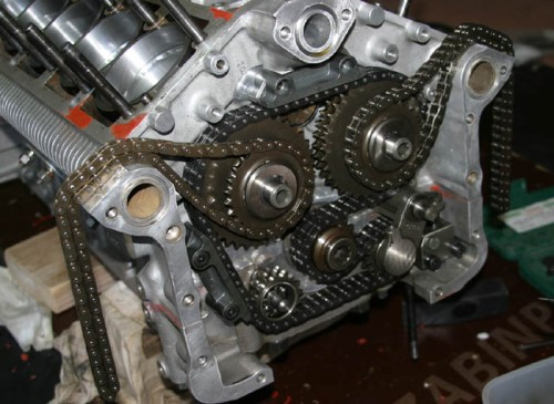 Removing the Engine From a Diablo 2 – Lambo Engine Diagram