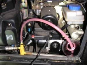 Repairing Koni Front Lifting System In A Diablo