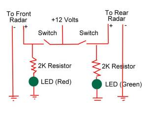 Circuit Diagram Radar Detector insatalling a radar detection system in a gallardo radar level transmitter wiring diagram at crackthecode.co